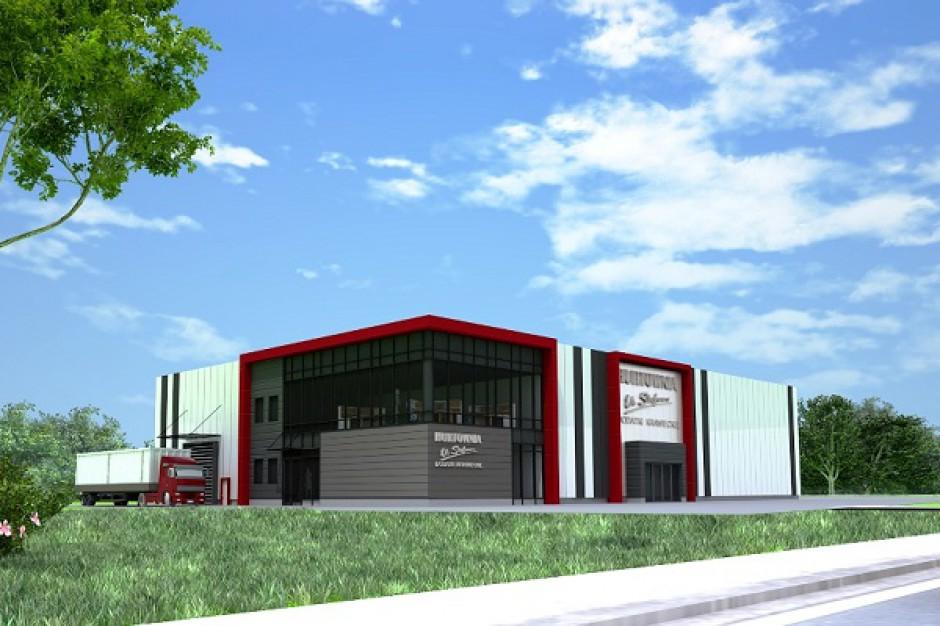 Amwin kończy prace przy komercyjnej inwestycji w Poznaniu