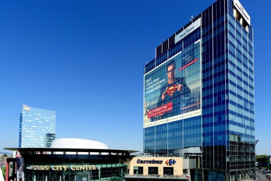 Superman ma wzmocnić wizerunek Immofinanz Group