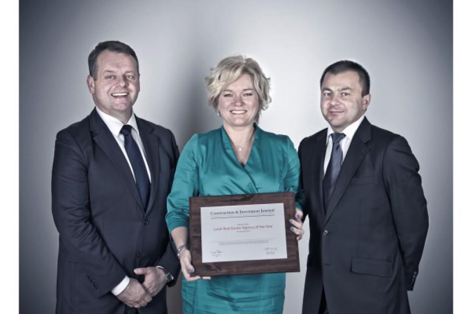Tytuł Lokalnej Agencji Roku dla AXI Immo po raz drugi