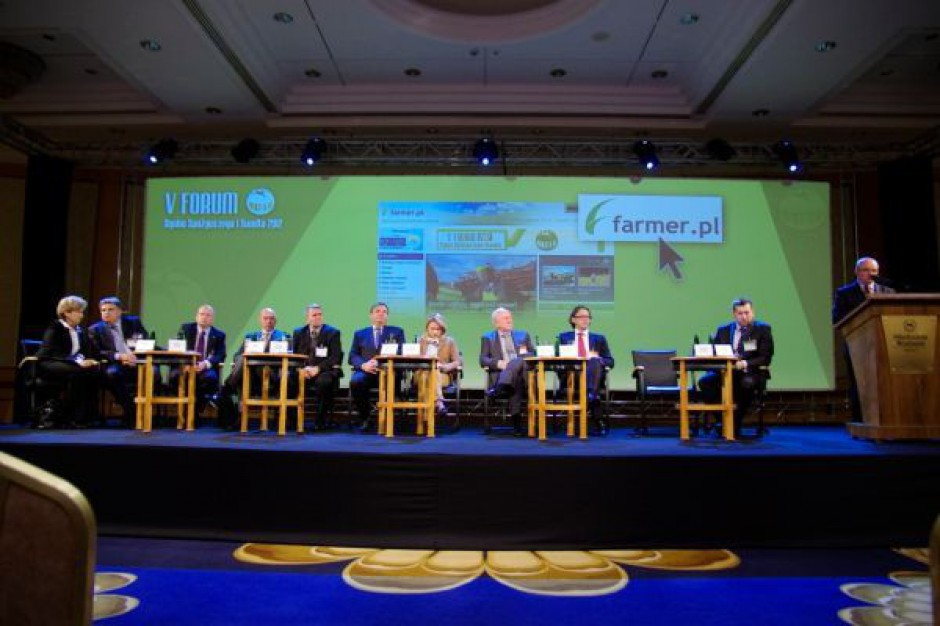VI edycja Forum Rynku Spożywczego i Handlu 2013