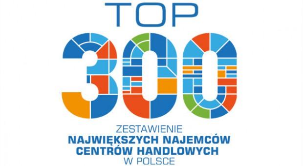 TOP 300 największych najemców centrów handlowych w Polsce (edycja 2013)