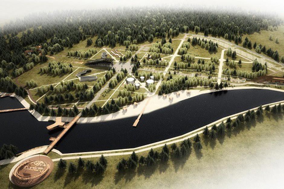 Janów Lubelski przygotowuje grunty pod zabudowę komercyjną - wizualizacje