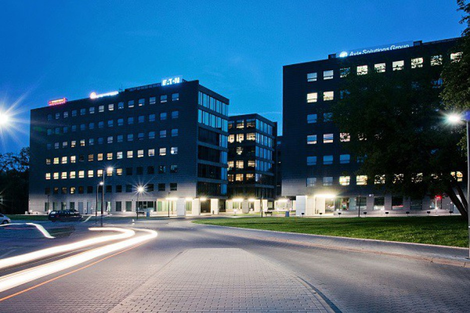 Okęcie Business Park z kolejnymi najemcami