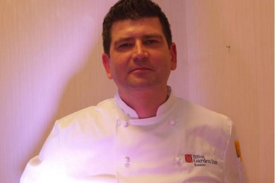 Hilton Garden Inn Kraków z nowym szefem kuchni