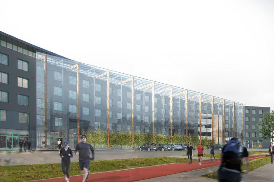 Adgar odmieni kompleks Ochota Office Park. W planach modernizacja i budowa nowego biurowca