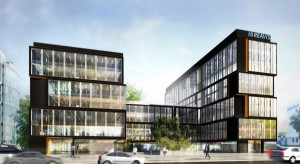 Rusza budowa projektu biurowego w pobliżu Galerii Mokotów