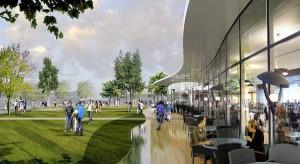 Pozwolenie na budowę Galerii Białołęka w I połowie 2014 roku