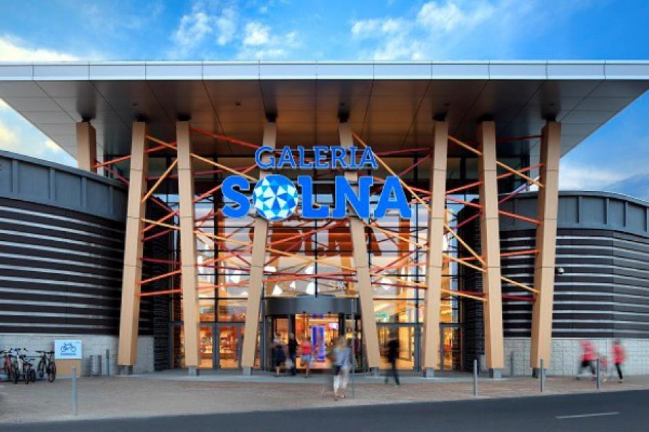 Galerię Solną odwiedziło 2 mln klientów