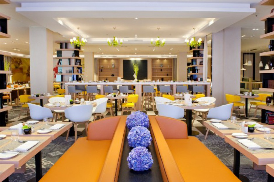 Warszawski hotel Victoria w nowej odsłonie - zobacz zdjęcia
