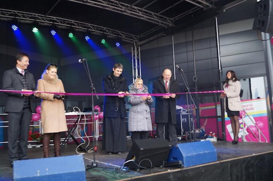 Park Handlowy FamilyPoint w Głogowie otwarty - zobacz zdjęcia