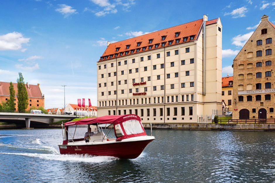 Qubus Hotel Gdańsk modernizuje pokoje