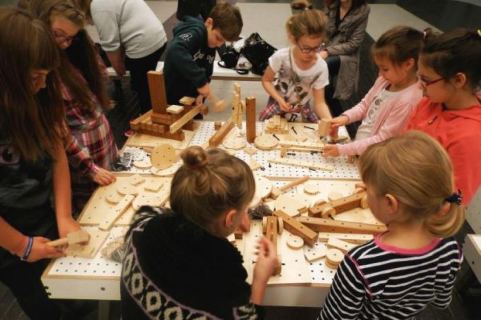 Warsztaty kreatywne dla dzieci w Starym Browarze