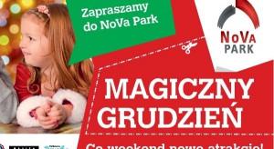 Kampania świąteczna w NoVa Park
