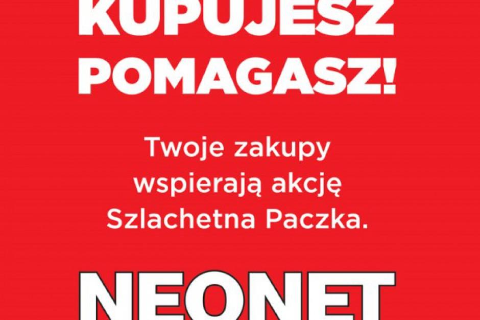 Neonet i Neo24.pl partnerami akcji Szlachetna Paczka