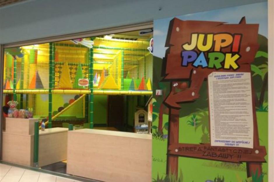 Jupi Park uczy sportowej dyscypliny