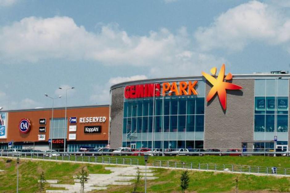 Rozbudowa i nowe marki w Gemini Park Tarnów