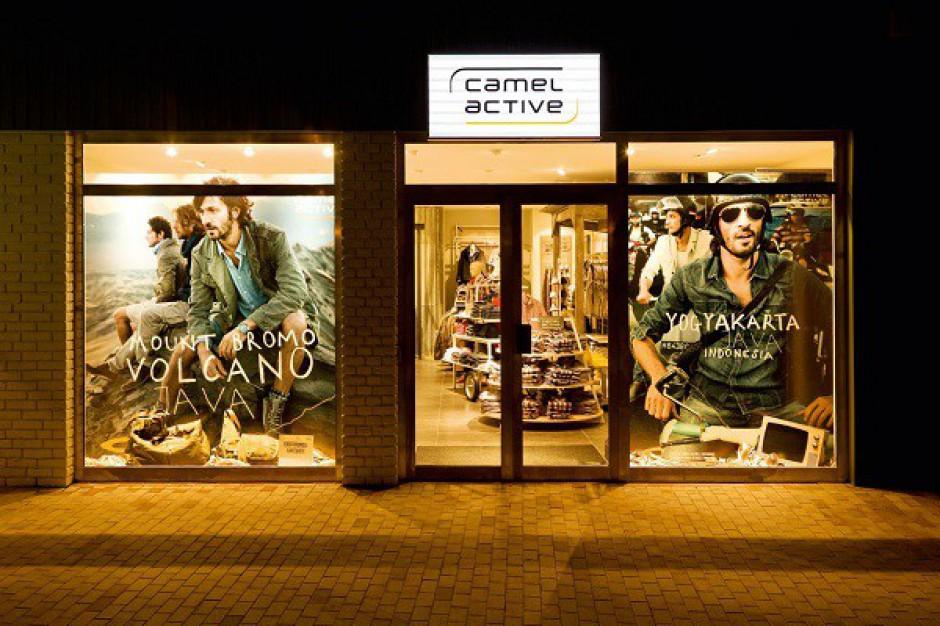 Camel Active wdraża nowy koncept sklepowy