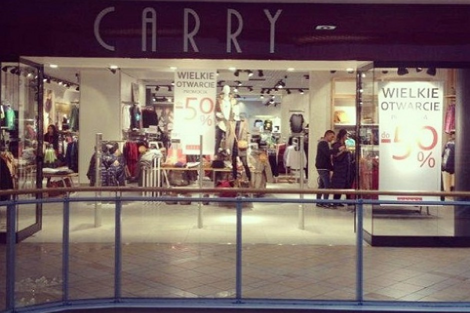 Galeria Dębicka z salonem Carry