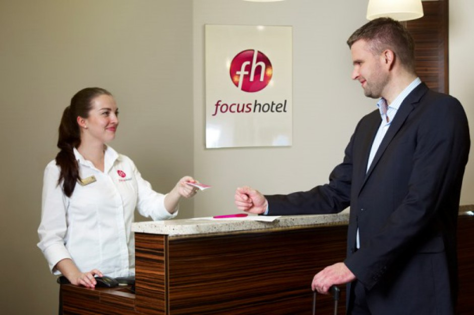 Focus Hotel Katowice Chorzów przywitał pierwszych gości