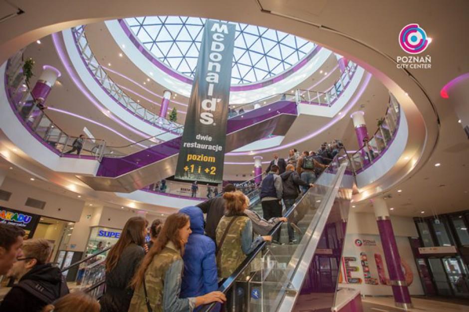 Poznań City Center bije rekordy odwiedzalności