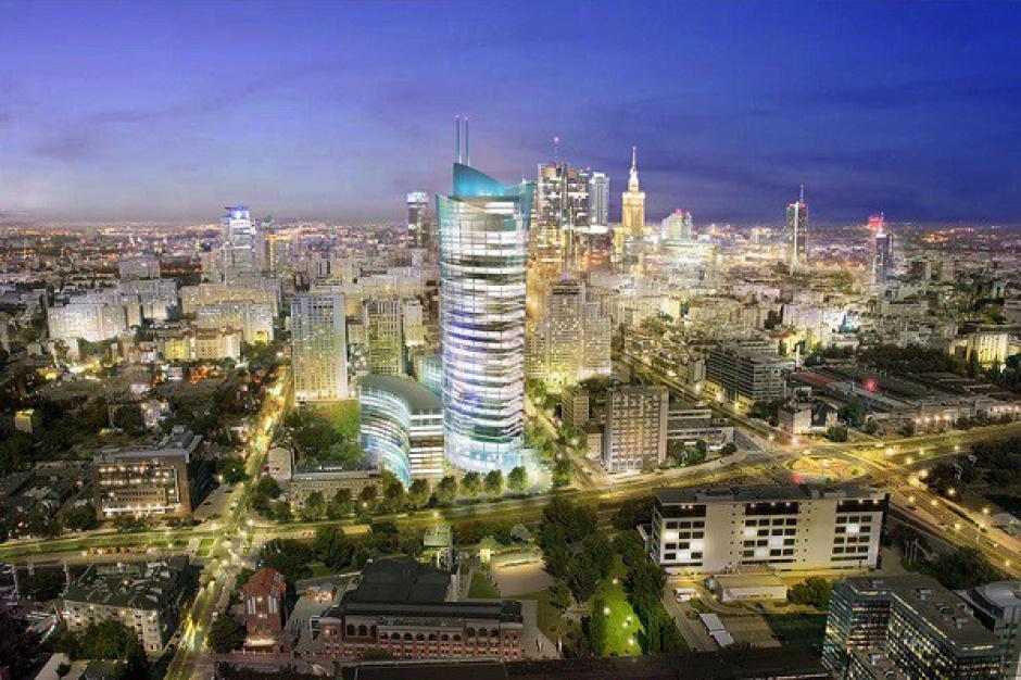 Multimedialny Warsaw Spire