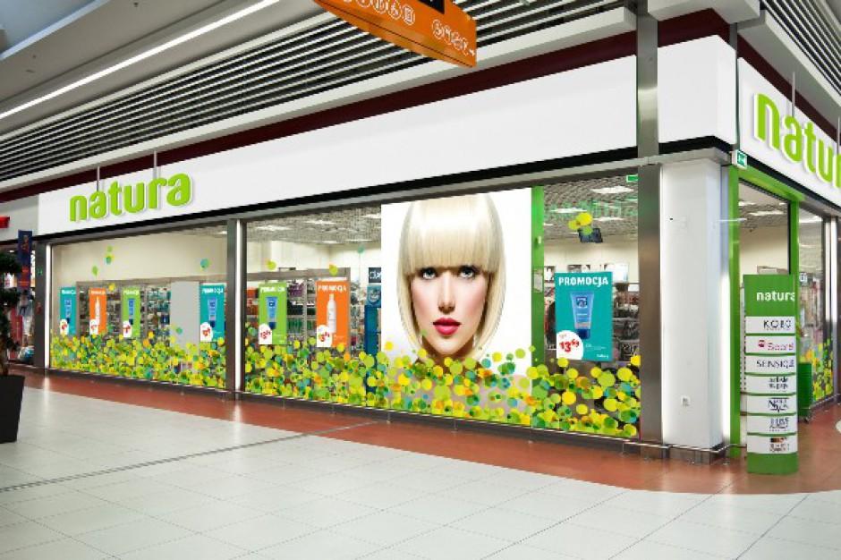 Drogerie Natura powiększają sieć sklepów agencyjnych