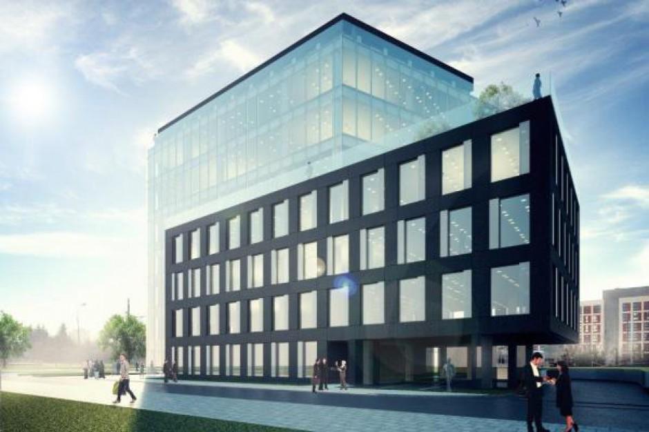 Grójecka Offices z pozwoleniem na budowę
