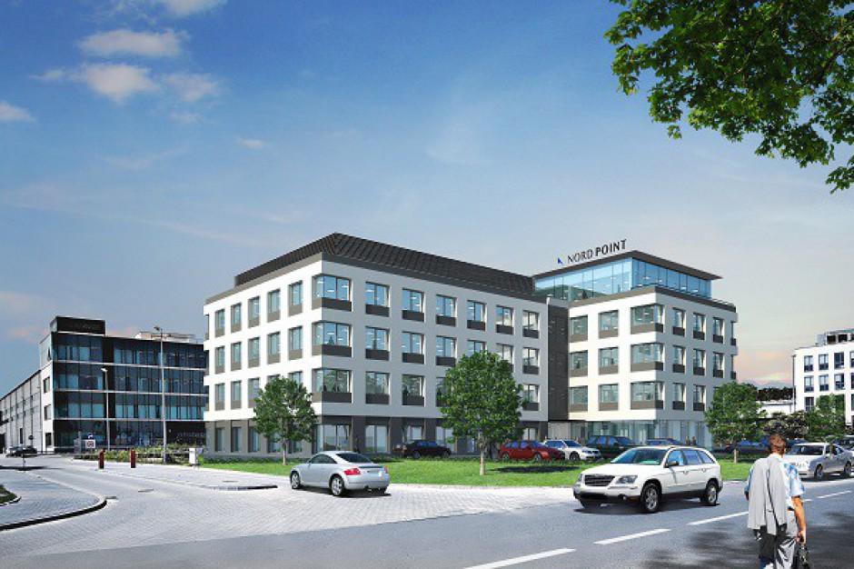 Jest zgoda na budowę biurowca na warszawskiej Białołęce