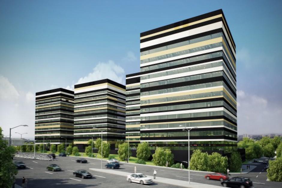Pierwszy projekt biurowy Skanska w Katowicach