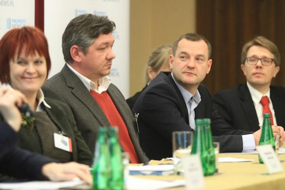 Kraków potrzebuje biur dostępnych od zaraz - relacja z sesji biura na Property Forum Kraków