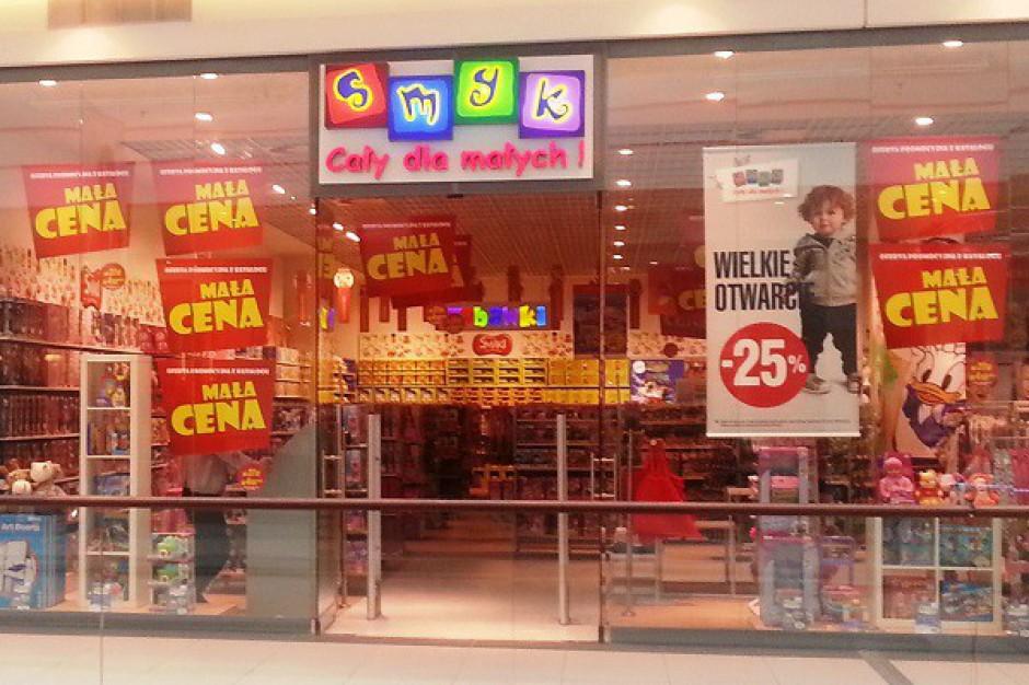 Smyk otwiera nowe sklepy