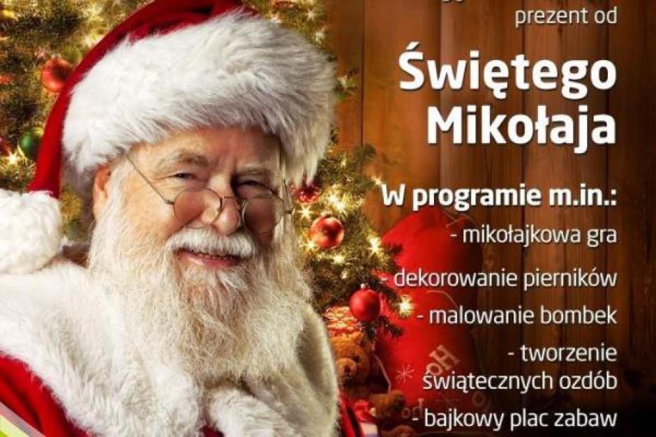 Mikołajki w Focus Mall Bydgoszcz