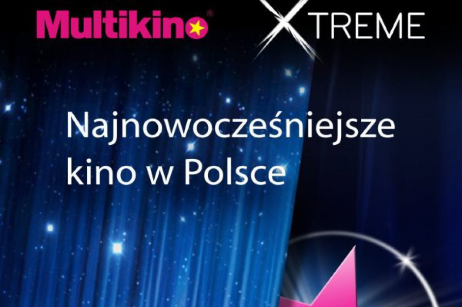 W Katowicach rusza pierwsze Multikino z systemem Dolby Atmos
