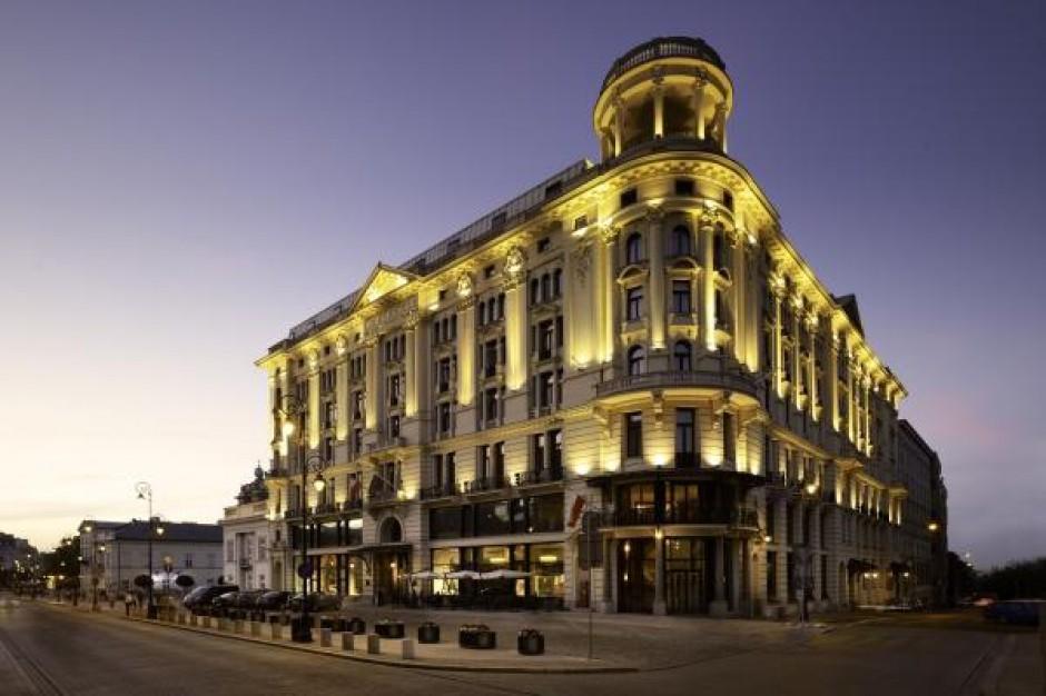 Warszawski hotel Bristol sprzedany