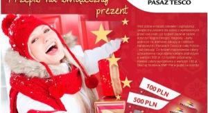 Świąteczna kampania promocyjna Pasaży Tesco
