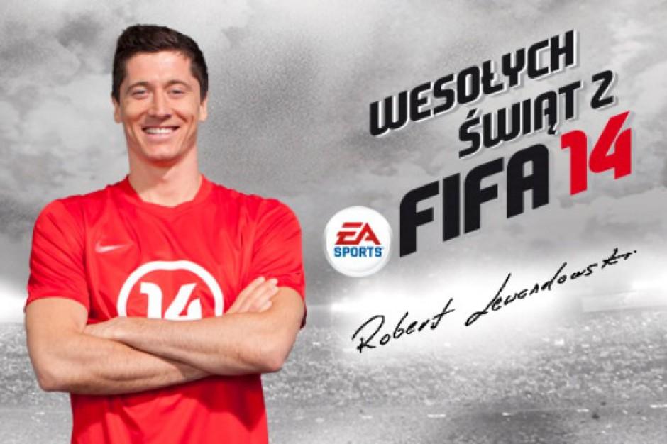 Piłkarski turniej z Robertem Lewandowskim w Złotych Tarasach
