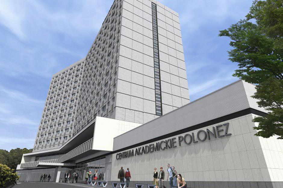Griffin szykuje rewitalizację Hotelu Polonez w Poznaniu