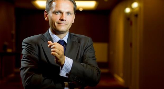 Jacek Wachowicz za sterami Immobel Poland