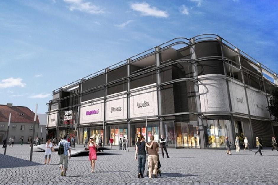 Budowa nowej galerii handlowej w Lesznie ruszy w przyszłym roku