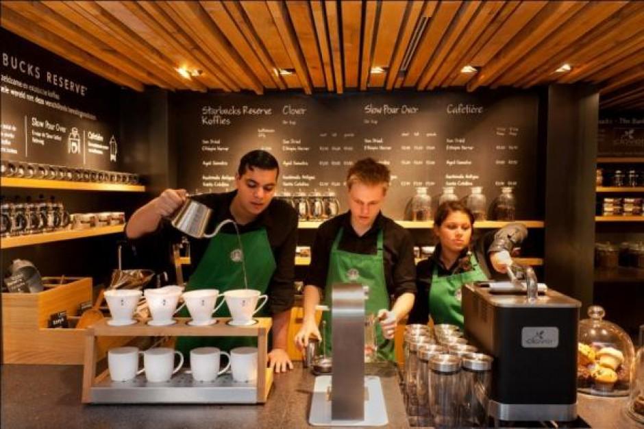 50 kawiarni, a to jeszcze nie koniec. Starbucks chce umocnić pozycję w Polsce