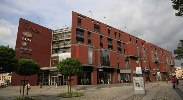 Bliżej rozbudowy Solaris Center