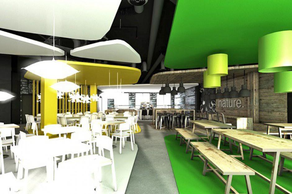 Restauracja Olimp najemcą krakowskiego kompleksu biurowego
