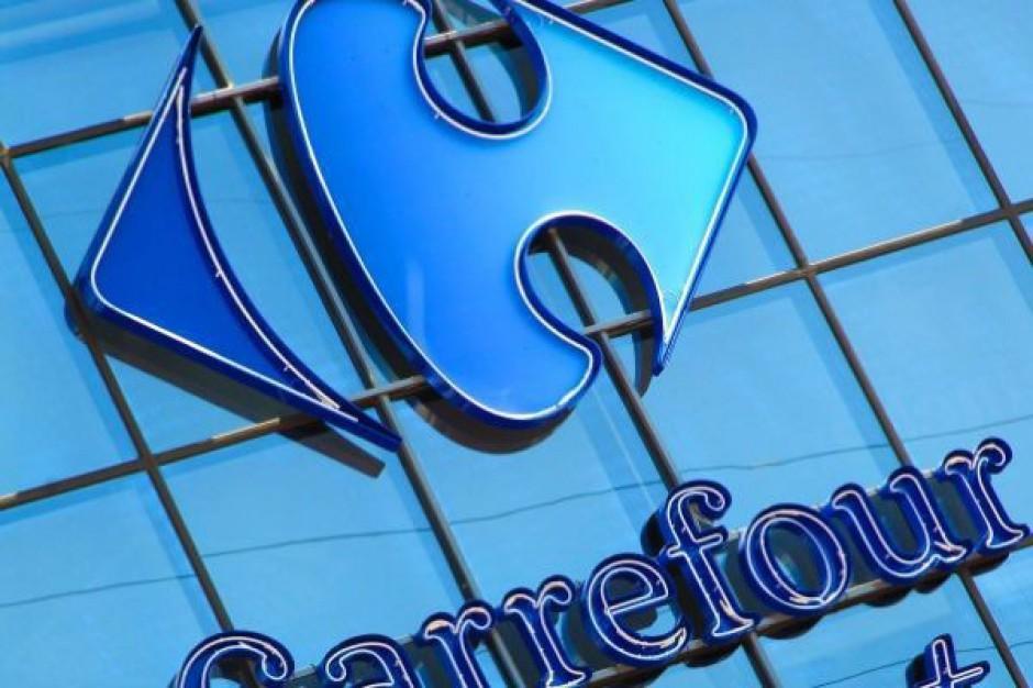 Carrefour bierze Rast