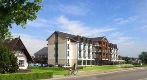 Budowa hotelu Tristan na ostatniej prostej - zdjęcia