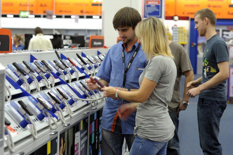 Wkrótce otwarcie marketu Saturn w CH Riviera