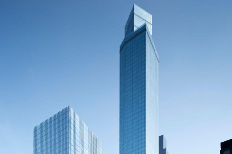 Marriott ma najwyższy hotel w Ameryce