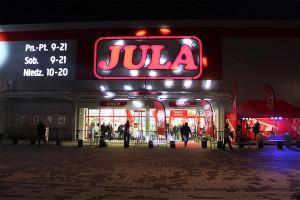 Jula wprowadza do Polski nowy koncept sklepów
