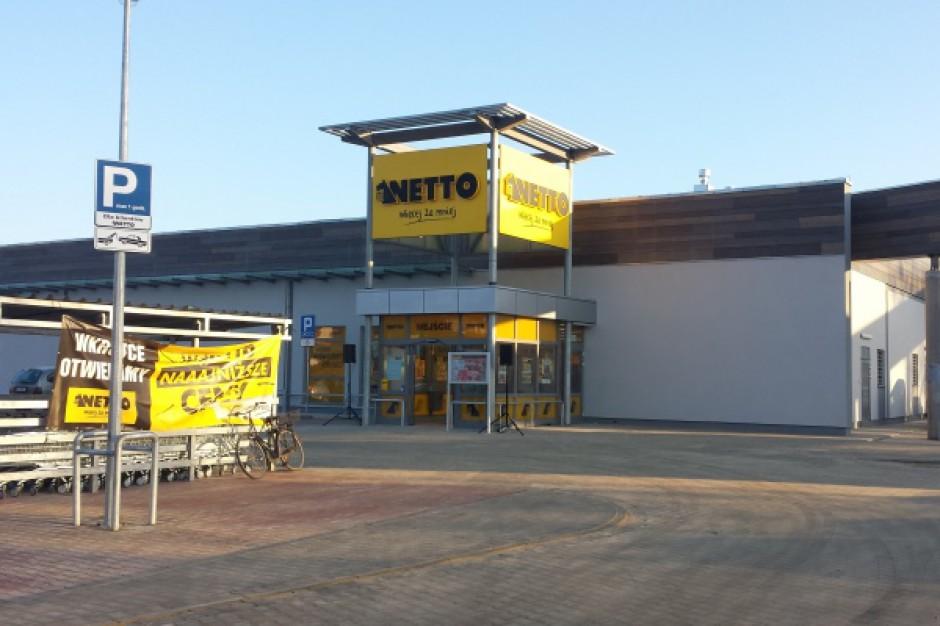 Netto partnerem pasaży handlowych Shopin