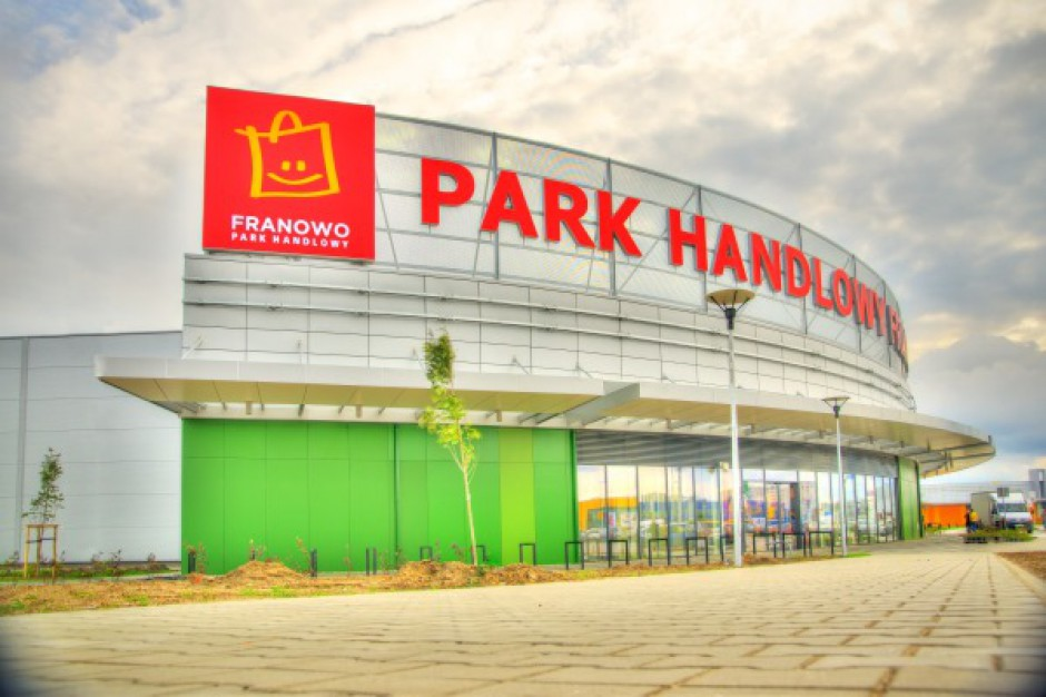Park Handlowy Franowo podsumowuje ubiegły rok