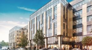 Przyspiesza budowa warszawskiego Astrum Business Park